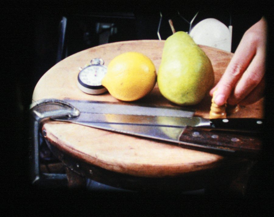 Still Life, three 16mm Short Films in collaboration with with William Santen, 2011, 16mm transferred to Digital